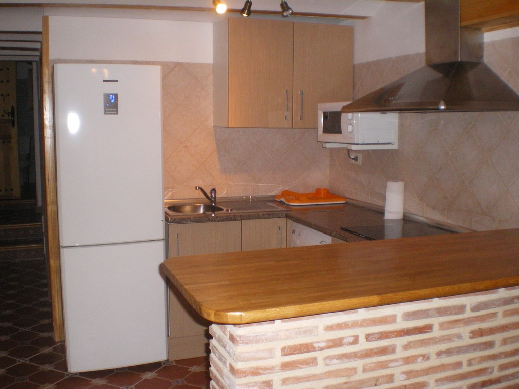 Apto Valle Cocina