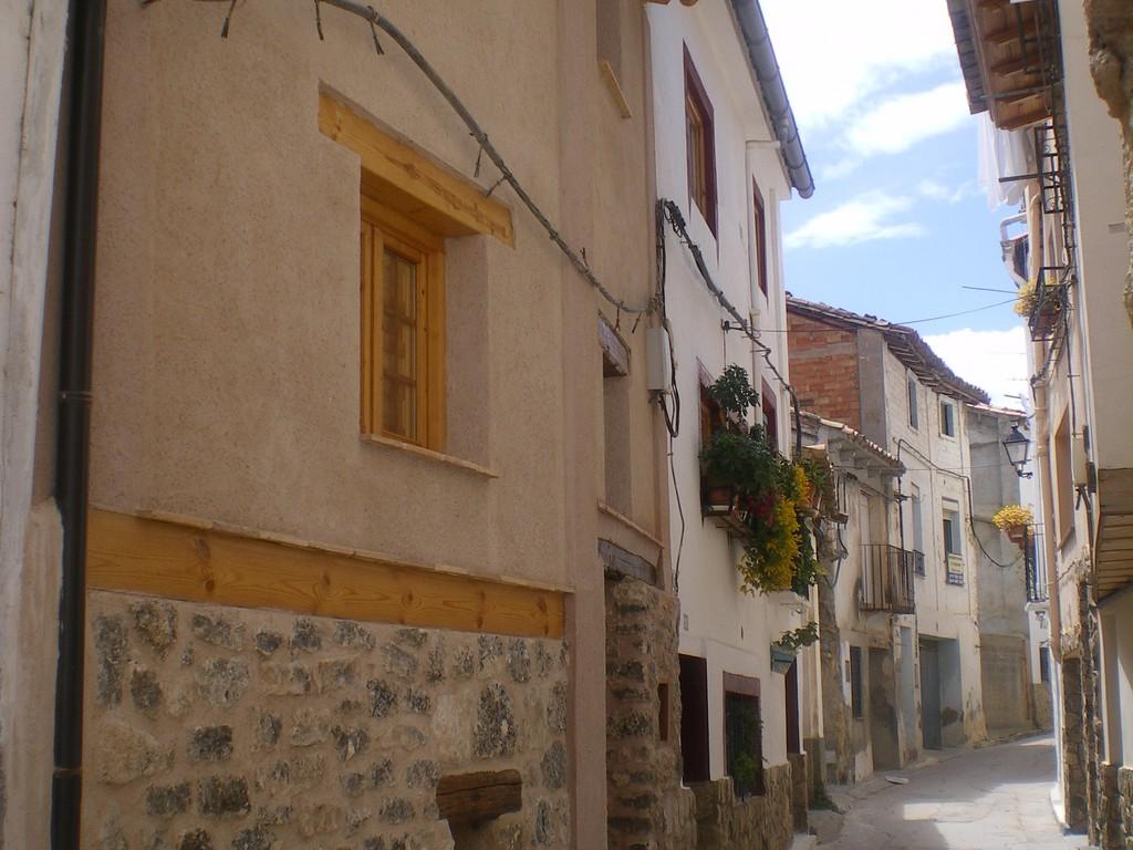Casa Leandro calle